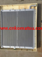 PC1250-7 excavator oil cooler , 21N-03-37412