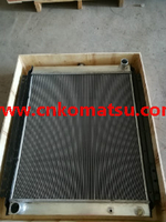 PC200-7 PC210 PC230 BP500 excavator radiator ,20Y-03-31111