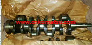 CAT 3114 Engine Crankshaft 4W3989 4W-3989