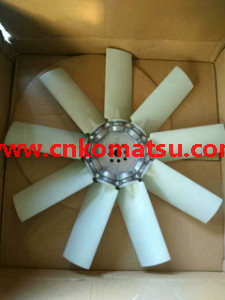 SG21 SG16 Shantui Motor Grader Engine Fan 222-01-13000