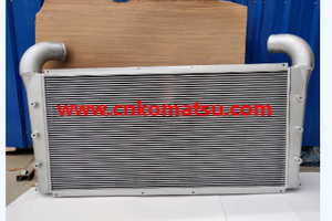 PC2000 Komatsu Excavator Aftercooler , PC2000 Intercooler 21T-03-31160