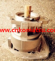 WA480-6 WA470-6 WA450-6 wheel loader hydraulic pump , 705-21-42120 705-52-40130