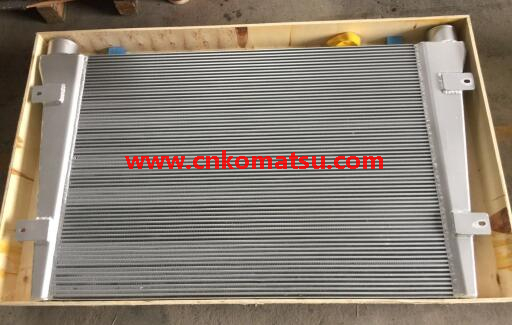 ZX850 ZX870 EX1000 EX1200 Hitachi Excavator Oil Cooler Intercooler 4655062 4682289 4682423 4682424