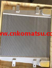 PC1250-7 komatsu excavator after cooler , 6D170 diesel engine after cooler , 6240-61-6300